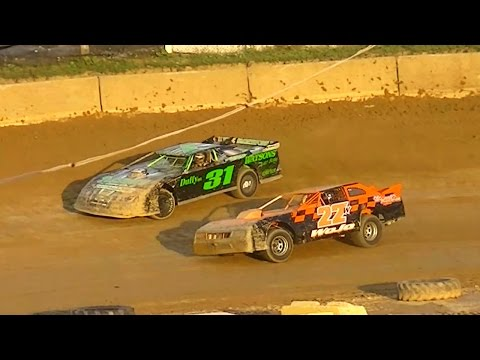 Street Stock Feature | Old Bradford Speedway | 8-28-16