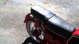 1964 Honda CA95 benly 150