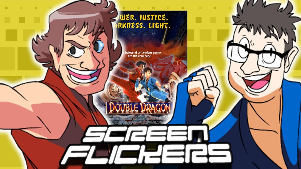 Download Screen Flickers: Double Dragon (Podcast)