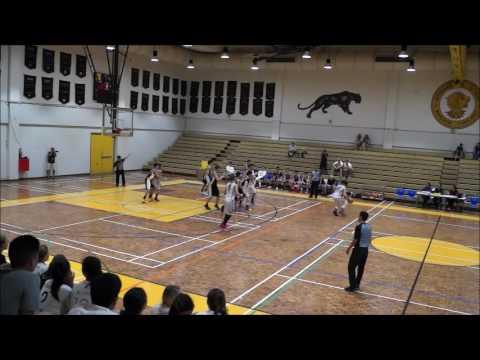 GIS VARSITY TEAM vs ISB Basketball (Bangkok, Thailand, 26th November 2016)