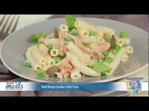 Kraft Mozza Cheddar Skillet Tuna thumbnail