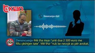 Stop - Para dhe seks, dy deshmi te reja mbi korrupsionin e gjyqtarit Hysi! (10 janar 2019) thumbnail