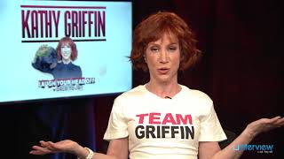 Kathy Griffin: Trump Directed FBI To Investigate Me