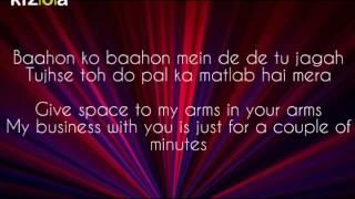 Sau Tarah Ke -- Dishoom (Full Lyrics & English Translation)