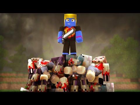 Minecraft: 1000 zumbis  ‹ Apocalipse › #1