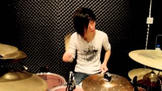 小伙子 -Supper Moment (Drum Cover by Max)