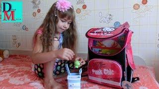 Подготовка ребенка к школе. Что нужно в первый класс.