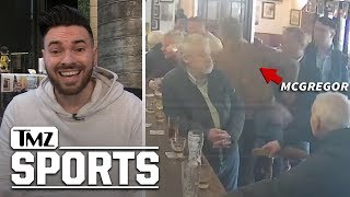 BREAKING: Conor McGregor Pub Attack Details | TMZ Sports