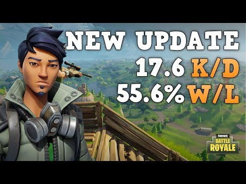 FORTNITE BATTLE ROYALE NEW UPDATE (PS4 Pro) Top Fortnite Duos Team