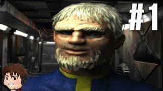 Zapętlaj Let's Play Fallout 1 Part 1 - Vault 13 | Grohlvana