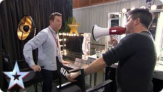 Preview: Stephen takes over the Judges' room! | Britain's Got More Talent 2016