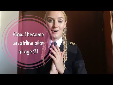 Pilot Lindy VLOG #21: How I became a pilot - a 'VLOG' down memory lane - Part II