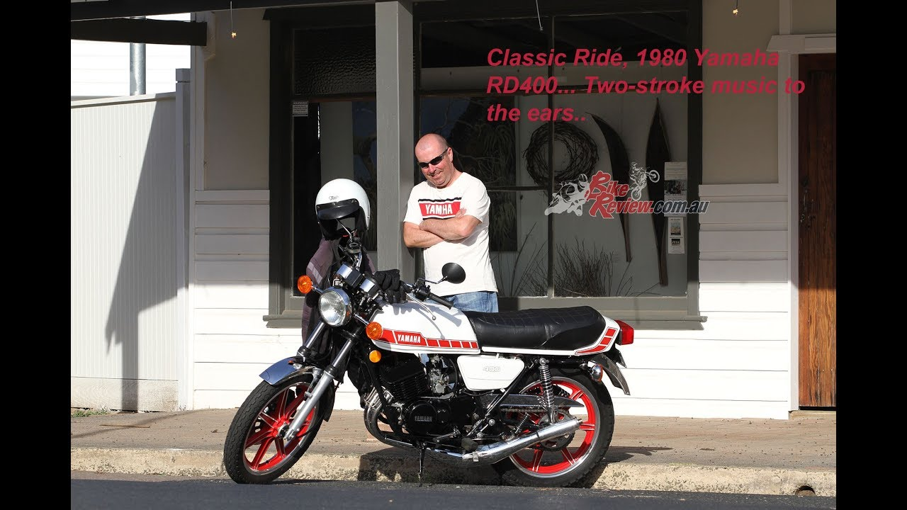 Classic Ride Video: 1980 Yamaha RD400 - Bike Review