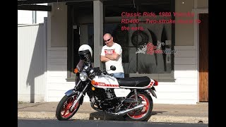 Download lagu 1980 Yamaha RD400 Classic Ride MP3