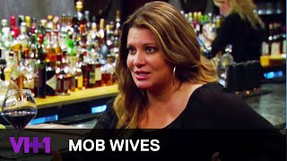 Mob Wives   Karen Feels Guilty for Her Father's Incarceration   VH1