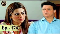 Haal-e-Dil - Episode 174 Full HD - Top Pakistani Dramas - Ary Zindagi