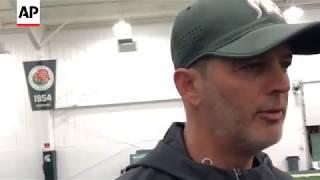 Michigan State's Brad Salem on new role