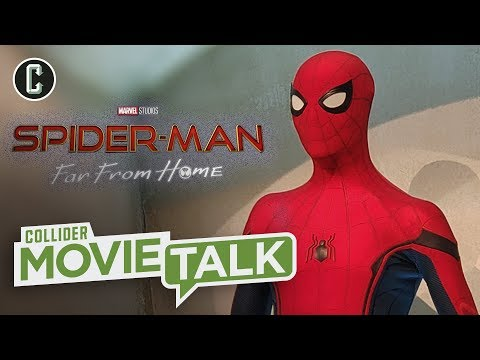 Spider-Man: Far From Home Trailer Release Date & Suit Images Revealed - Movie Talk