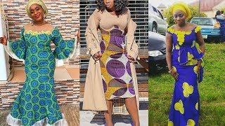 Latest #African Long and Short African Dresses: Stylish And Beautiful for Women