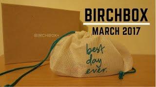 birchbox march 2017