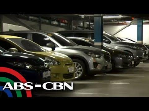 Bandila: Mobile app para sa parking space, inilunsad