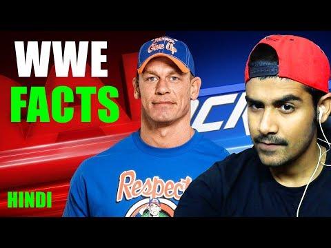 #2 Funny Facts About WWE IN HINDI | SAGAR KI VANI FACTS