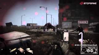 Превью к онлайн игре Nether постапокалиптическому онлайн шутеру от первого лица