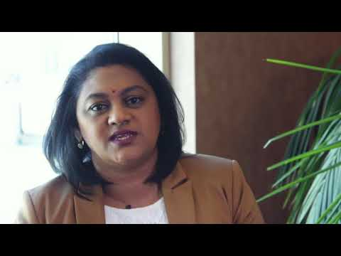 Vimala Ariyan on opportunities for women-owned businesses that belong to WEConnect International.