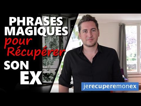 phrases magiques pour r cup rer un ex youtube. Black Bedroom Furniture Sets. Home Design Ideas