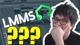 Ableton User versucht einen Beat in LMMS zu bauen | Vincent Lee