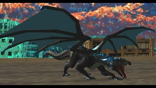 Dragon Simulator Multiplayer Full Gameplay Walkthrough