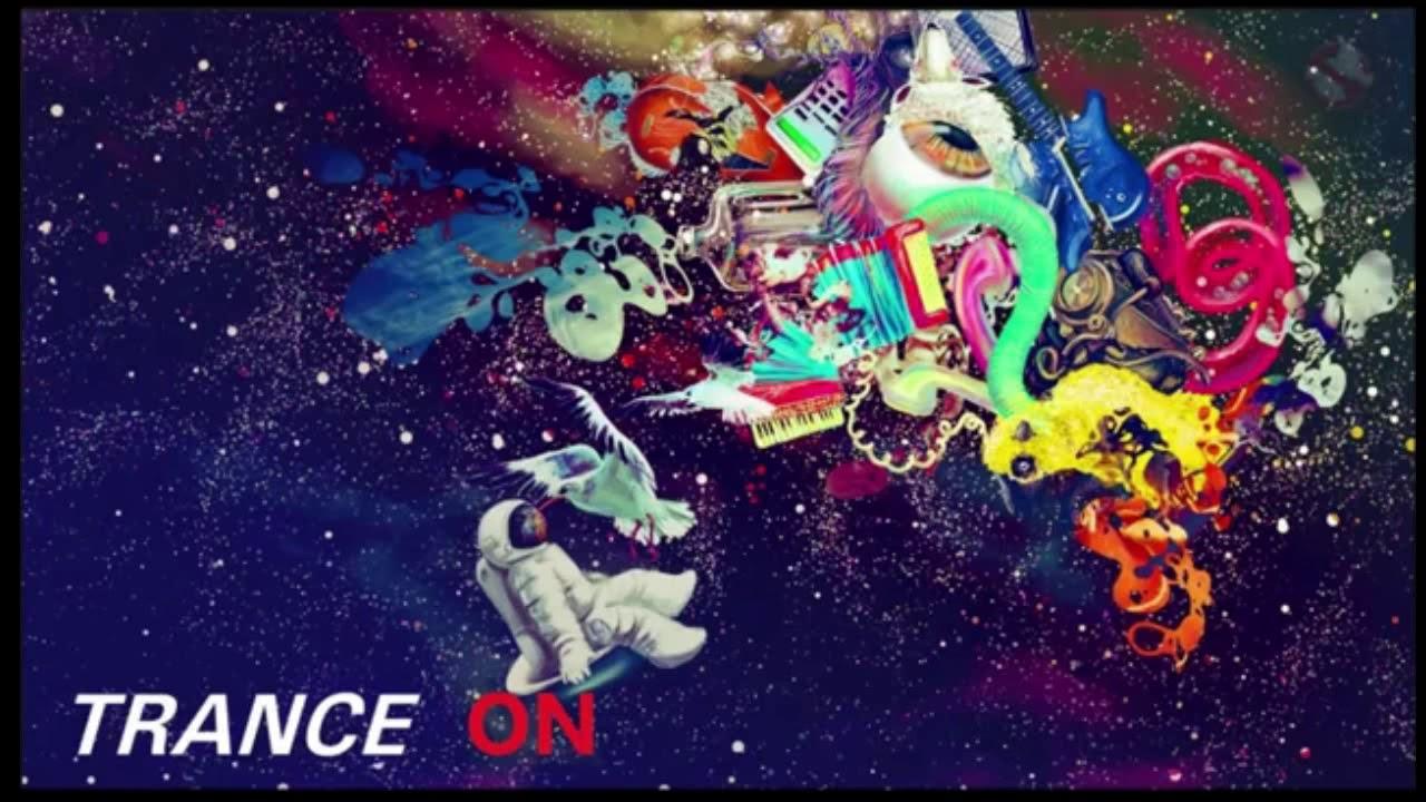 Psychedelic  Psy  Trance 02  September 2019   mixx  ~Trance  On