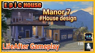 Epic House design Manor 7 | LifeAfter Indonesia