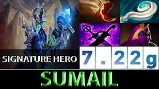 SumaiL [Leshrac] Signature Hero That Works Well ► Dota 2 7.22g