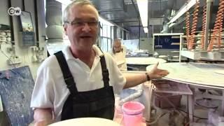 صناعة البورسلان اليدوية في فورستنبيرغ |صنع في ألمانيا