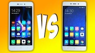 Xiaomi Redmi 4 vs Xiaomi Redmi 4a - ЧТО ВЫБРАТЬ?