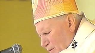 Jan Paweł II Legnica, 2 06 1997  Homilia ŻYCIE SPOŁECZNE I PRACA W ŚWIETLE WIARY