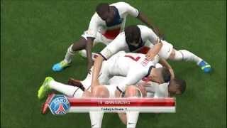 PSG 11 vs 00 FC Bunyodkor