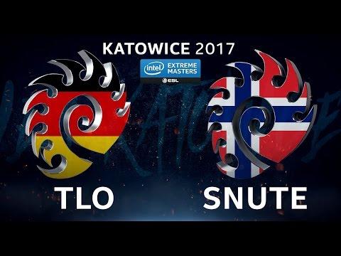 StarCraft II - TLO vs. Snute [ZvZ] - B1 Lower Qualifier - IEM Katowice 2017