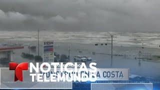 Noticias Telemundo, 25 de agosto de 2017 | Noticiero | Noticias Telemundo