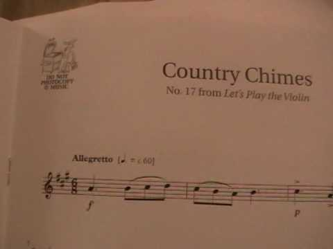 ABRSM Violin Exam Pieces 2008-2011 Grade 1 Country Chimes.mpg