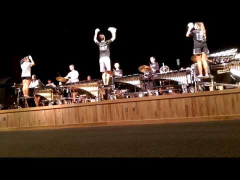 Braden River High School Marching Band of Pirates - 2015 Standstill