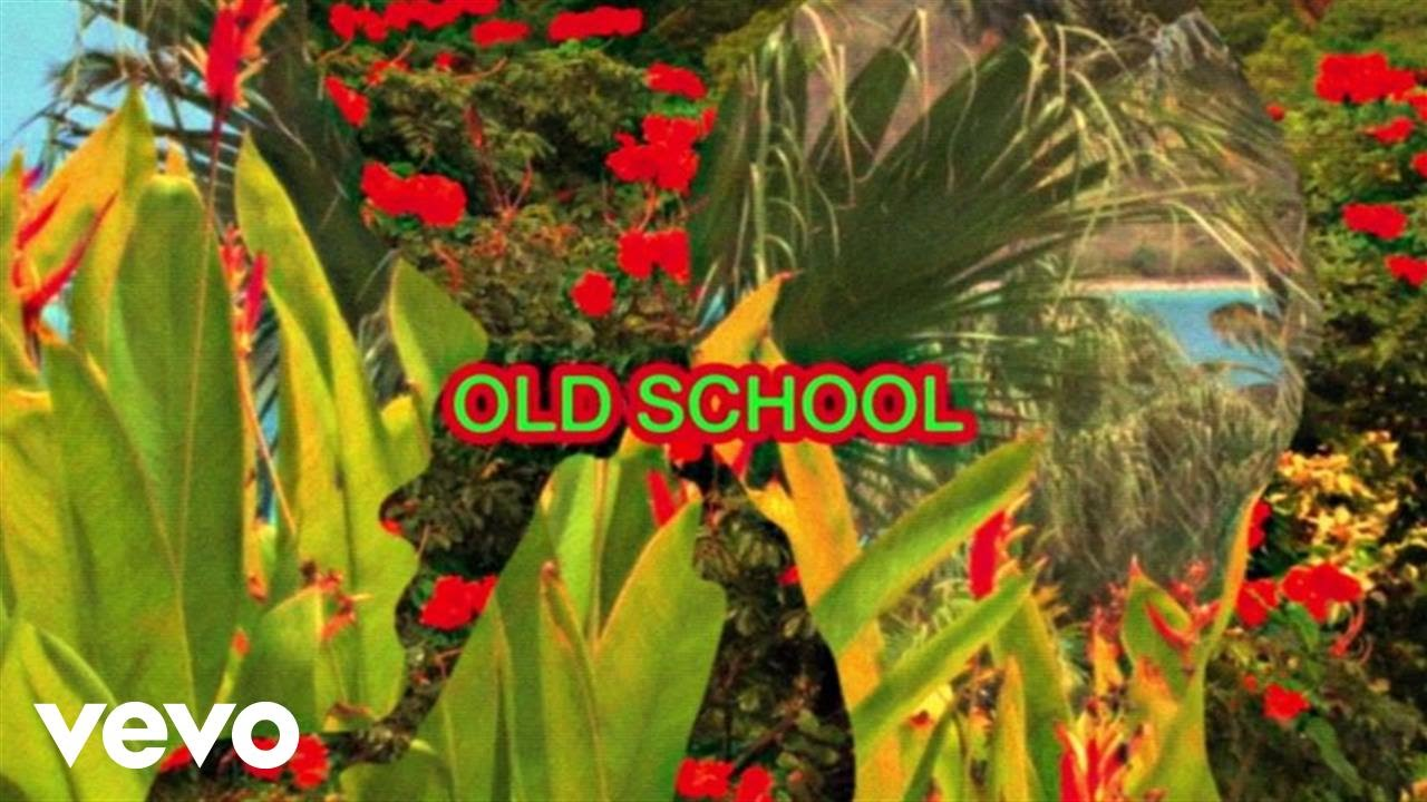 Urban Cone - Old School (Lyric Video)
