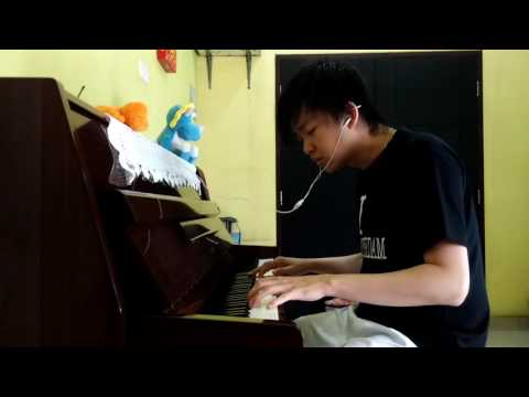 Jason Richardson - Fragments ( Feat. Luke Holland, Lukas Magyar, Mark Holcomb) [piano cover]