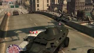 Grand Theft Auto IV: The Ballad of Gay Tony - NOOSE Tank Terror