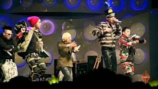 Video BIGBANG - YG On Air ▶ BAD BOY download MP3, 3GP, MP4, WEBM, AVI, FLV Juli 2018