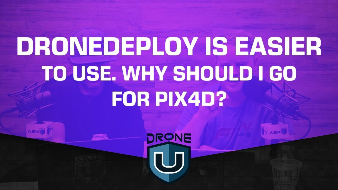 DroneDeploy Is Easier to Use  Why Should I Go for Pix4D?