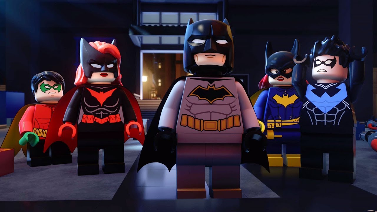 Lego Dc Batman Family Matters Official Trailer Youtube