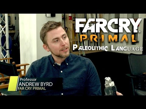 Making the Paleolithic Language of Far Cry Primal –