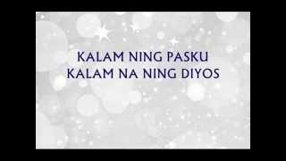 KALAM NING PASKU - Cris Cadiang [Lyrics]